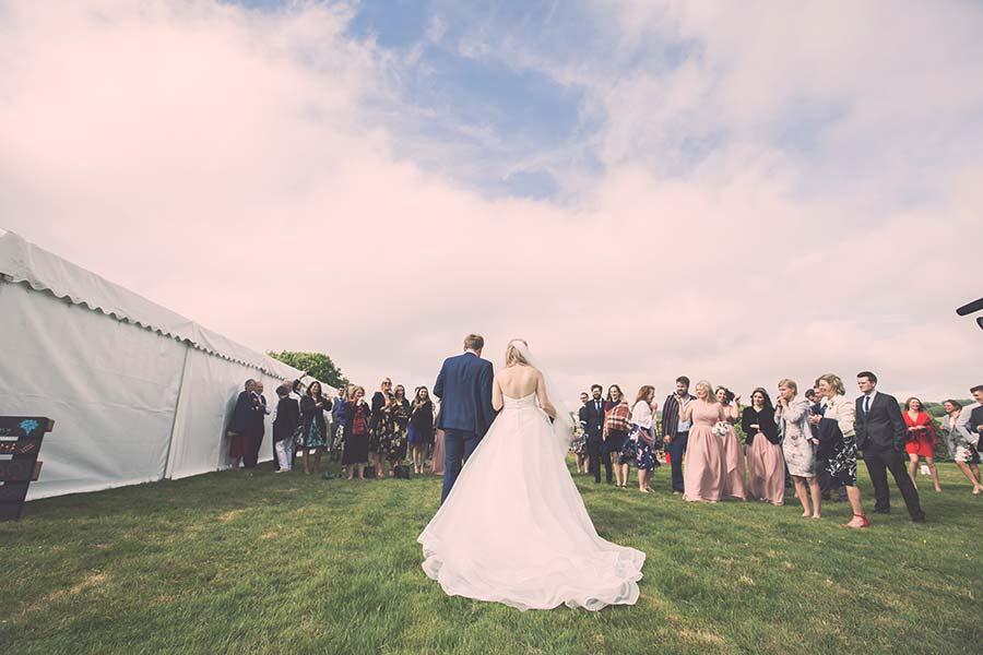 wedding venue sussex bride and groom