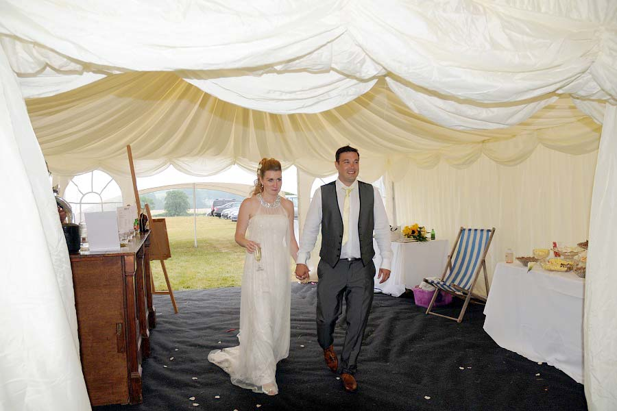 wedding venue sussex bar tent