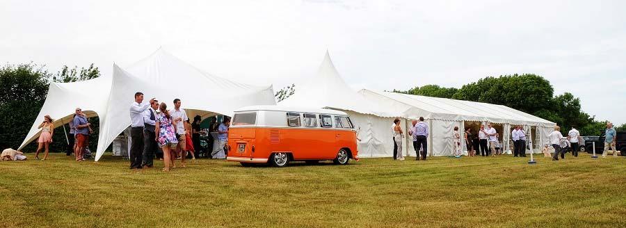 wedding venue sussex vw camper