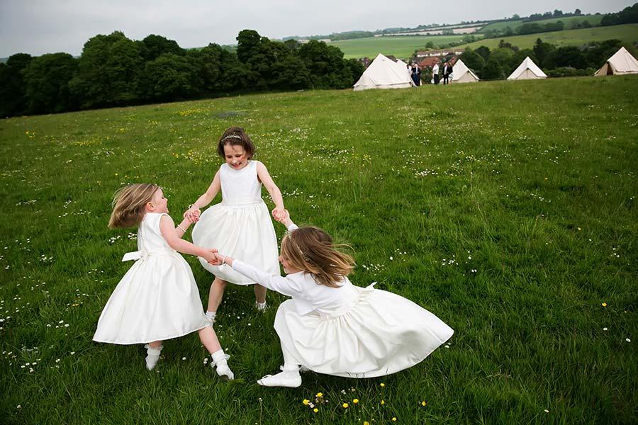 wedding venue sussex field tents